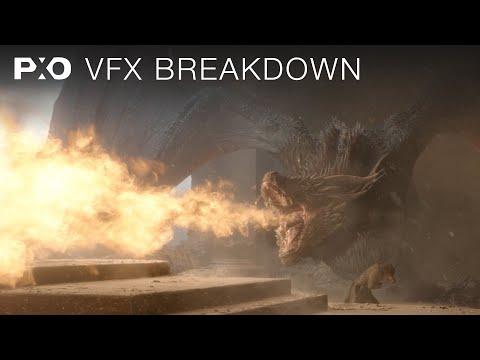 GAME OF THRONES - Season 8 - VFX Breakdown Reel | PIXOMONDO