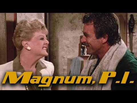 That Time Magnum P.I. and Murder, She Wrote Did A Crossover