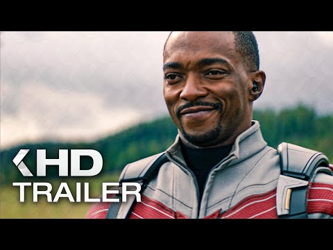 THE FALCON AND THE WINTER SOLDIER Trailer German Deutsch (2021)