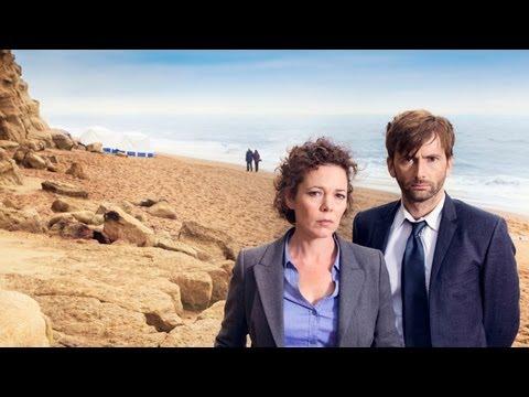 BROADCHURCH with DAVID TENNANT, OLIVIA COLMAN & ARTHUR DARVILL - Premieres Wed AUG 7 BBC AMERICA