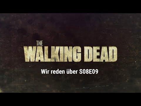 """Podcast: Wir reden über """"The Walking Dead"""" S08E09"""