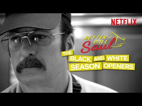The Anatomy of Better Call Saul's Black-And-White Season Openers