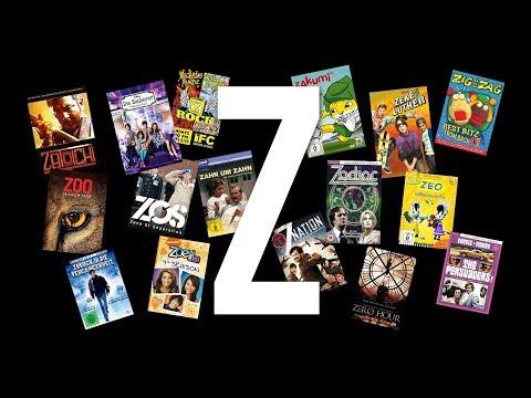 seriesly podcAZt #Z - AWESOME von A bis Z