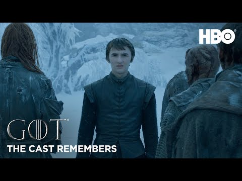 The Cast Remembers: Isaac Hempstead Wright on Playing Bran Stark   Game of Thrones: Season 8 (HBO)
