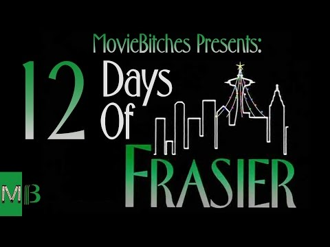 """The 12 Days of Christmas"" Frasier Christmas Carol Supercut"