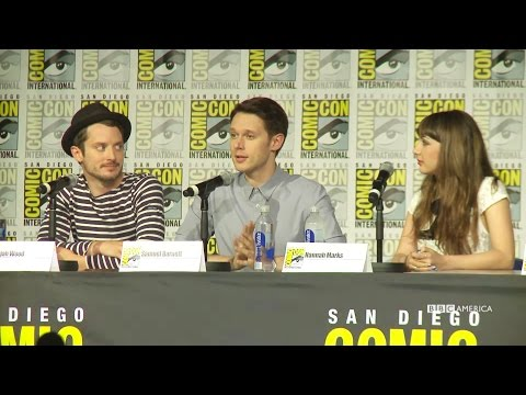 Dirk Gently's Holistic Detective Agency FULL PANEL - San Diego Comic-Con 2016