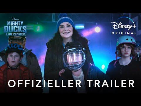 MIGHTY DUCKS - GAME CHANGER - Offizieller Trailer (Deutsch/German) | Disney+