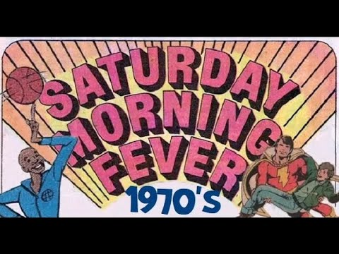 SUPER 70's Saturday Morning Cartoon Intros   Classic 1970s Cartoons & Ads   See Notes in Description