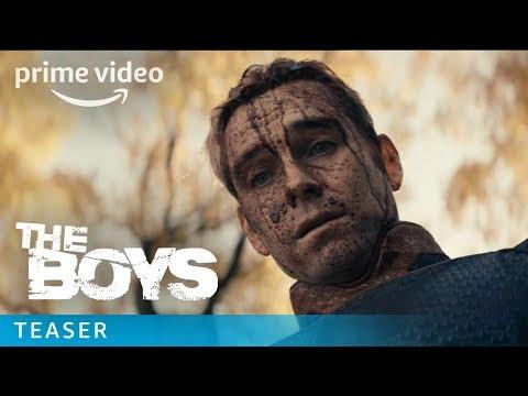 The Boys Season 2 Action Teaser   Prime Video