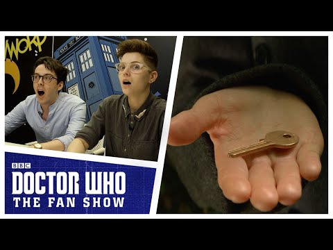 Thirteenth Doctor Reaction | Doctor Who: The Fan Show