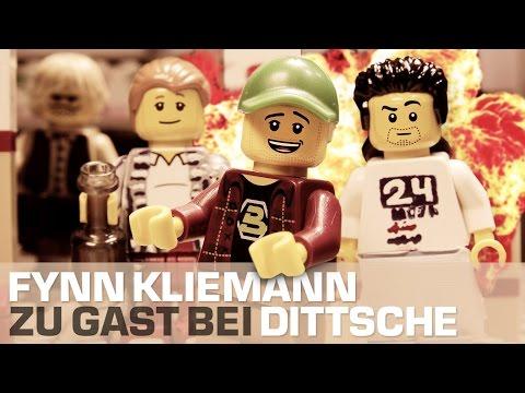 LEGO - Fynn Kliemann zu Gast bei Dittsche