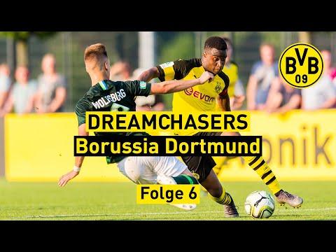 Das Halbfinalhinspiel   Dreamchasers Borussia Dortmund   Folge 6