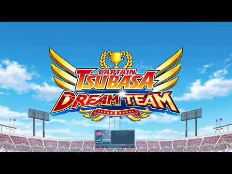 Captain Tsubasa: Dream Team Promo Video Out Now!