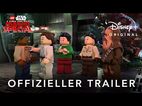 LEGO Star Wars Holiday Special - Offizieller Trailer // Jetzt auf Disney+ streamen   Disney+