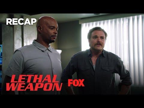 Season 2: Up 'Til Now   Season 2   LETHAL WEAPON