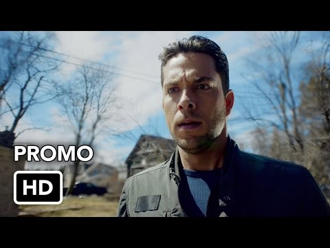 """Heroes Reborn """"They're Here To Save Us"""" Promo (HD)"""