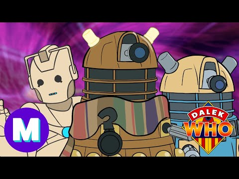 Doctor Who Parody: Dalek Who