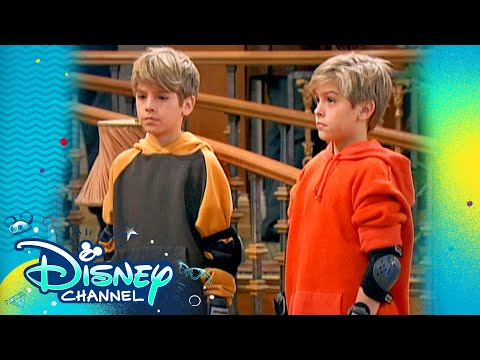 First & Last of The Suite Life!   Throwback Thursday   Suite Life of Zack and Cody   Disney Channel