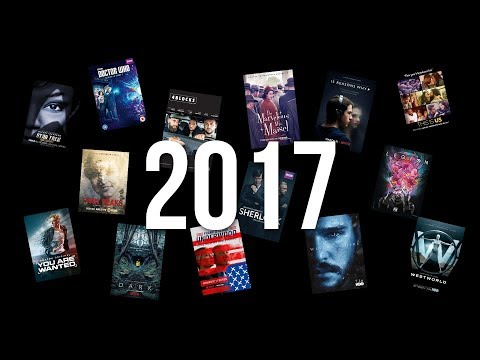 seriesly Jahresrückblick 2017 - AWESOME von Januar bis Dezember