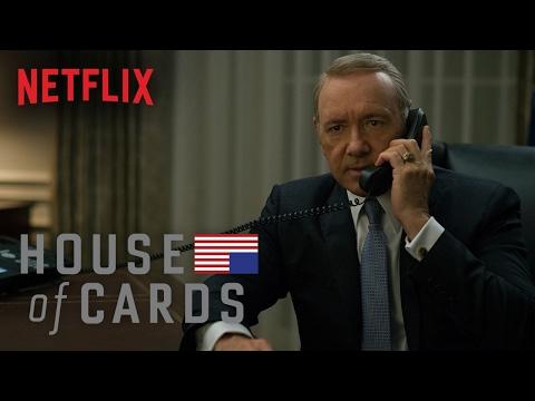 House of Cards - Season 4 | Official Trailer [HD] | Netflix