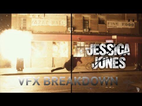 Jessica Jones VFX Breakdown