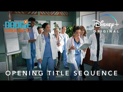 Opening Title Sequence   Doogie Kamealoha, M.D.   Disney+