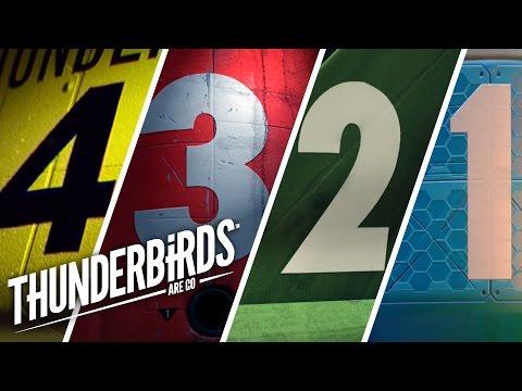Thunderbirds Are Go   International Rescue Launch All Thunderbirds