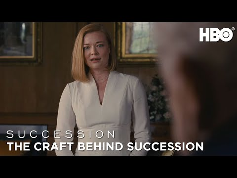The Craft Behind Succession   HBO