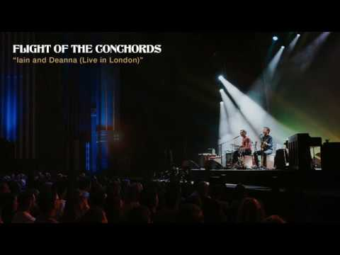 Flight of the Conchords - Iain and Deanna ('Live in London' Single Edit) [OFFICIAL AUDIO]