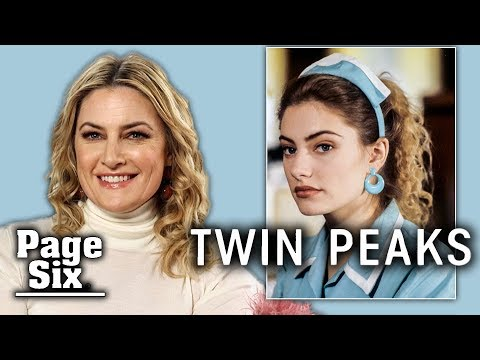 Riverdale's Mädchen Amick on 30 Years of Acting, from 'Twin Peaks' to 'Sex and the City'   Page Six