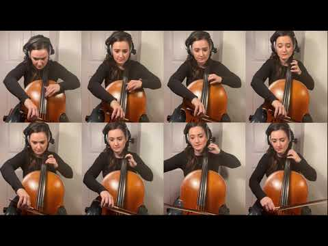 Duck Tales for 8 Cellos