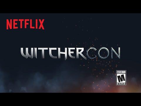 WitcherCon Stream 1   The Witcher   Netflix
