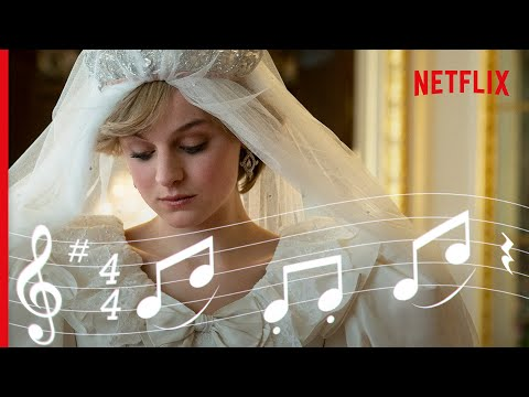 How Music Can Totally Change a Scene   The Crown   Netflix Details