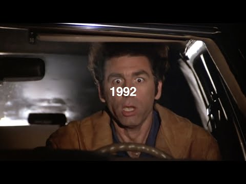 The Seinfeld Theme Mixed With A Hit Song From Every Year Seinfeld Was On TV