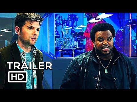 GHOSTED Official Trailer (2017) Adam Scott Comedy Sci-Fi Series HD