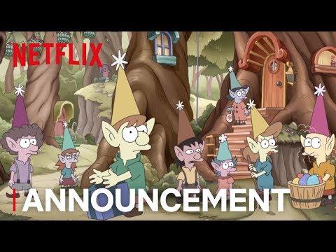 Disenchantment | Announcement: New Episodes Coming Soon [HD] | Netflix