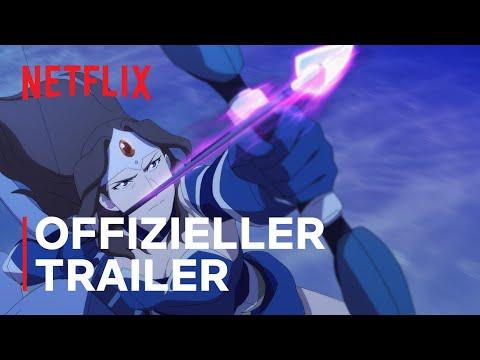 DOTA: Dragon's Blood   Offizieller Trailer   Netflix