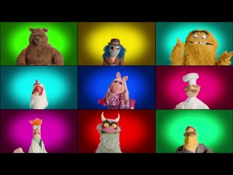 The Muppets sing the classic theme from The Muppets Show | The Muppets