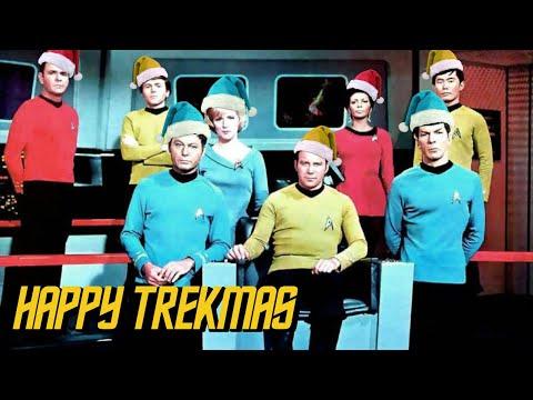Happy Trekmas (Peace And Long Life)