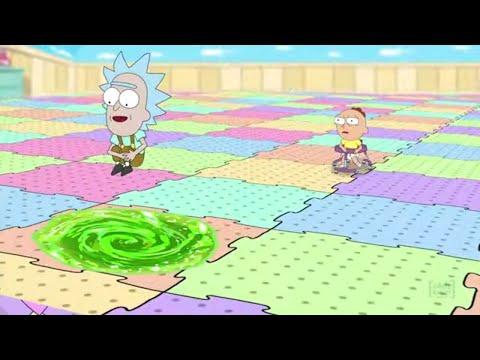 Rick and Morty Babies   adult swim junior