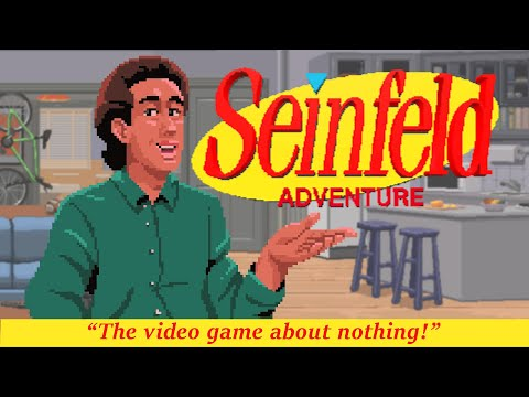 Seinfeld Game - The Unofficial Pitch