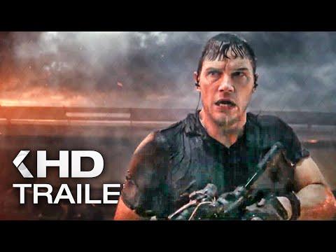 THE TOMORROW WAR Trailer German Deutsch (2021)