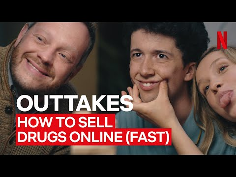 How to Sell Drugs Online (Fast) Staffel 2   Outtakes   Netflix
