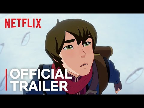 The Dragon Prince | Official Trailer [HD] | Netflix