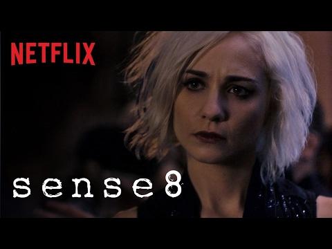 Sense8   Character Trailer: Riley [HD]   Netflix