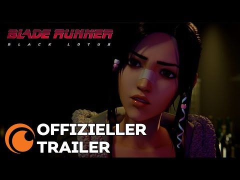 Blade Runner: Black Lotus - Offizieller Trailer