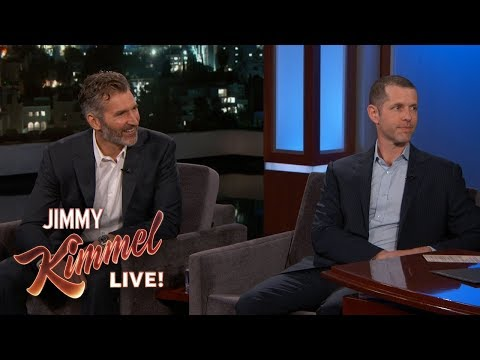 Game of Thrones Creators David Benioff & D.B. Weiss Answer All Your Questions