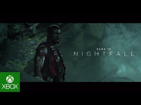 Halo Nightfall Trailer [Official]