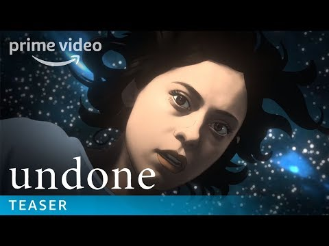 Undone - Teaser Trailer   Prime Video