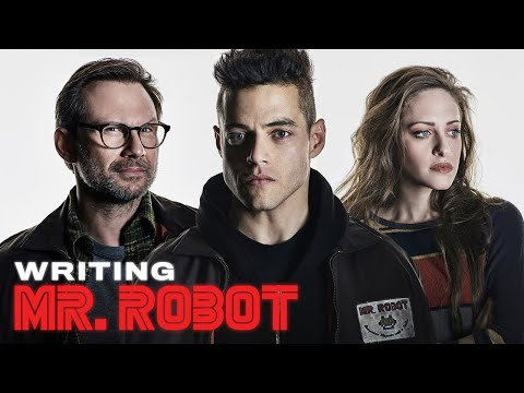 How I Wrote Mr. Robot
